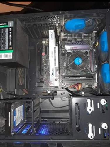 pc gamer intel i5-7500 + 1050ti + accesorios