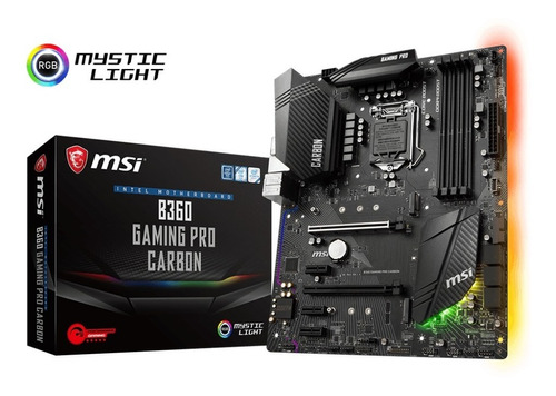 pc gamer intel i5 9400f + b360 + 16gb + 500gb m.2 + rtx 2060