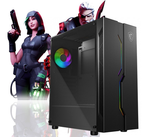 pc gamer intel i5 9400f + b360 + 16gb fury + gtx 1660 super