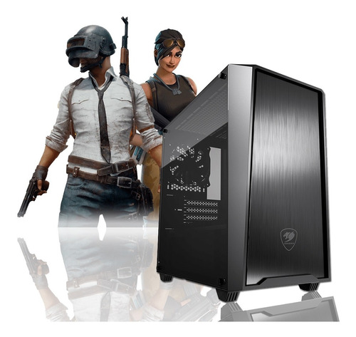 pc gamer intel i7 9700f + b365 wifi + 16gb fury + gtx 1660 s