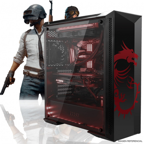 pc gamer intel i7 9700f + b365 wifi + 16gb fury + rtx 2070 s