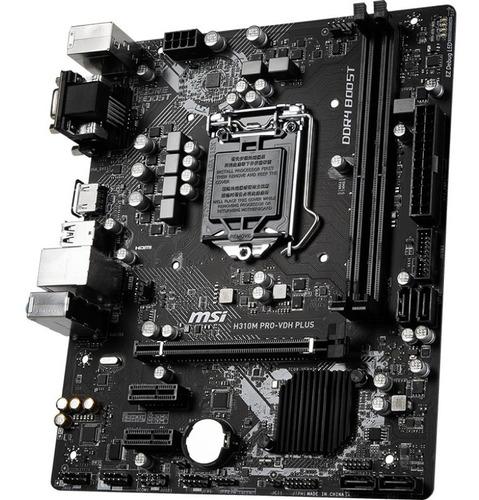 pc gamer intel pentium g5400 + 8gb fury + 1tb + gt 1030 ddr5