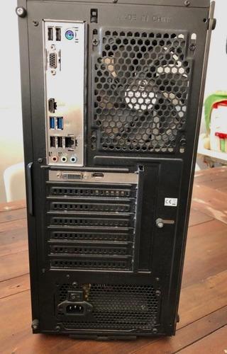 pc gamer intel pentium g5400 + disco duro digital 1 tb blue