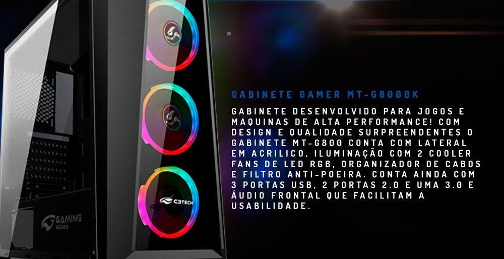Pc Gamer Itx Fps Headshot Ryzen 7 2700x (rtx 2060) 16gb /1tb