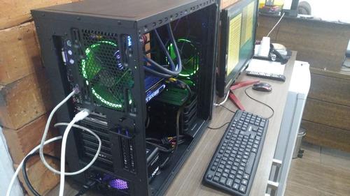 pc gamer master power core i7-9700k - 32gb ddr4 2933mhz - rtx 2070 super - ssd nvme pcie x4 512gb - pronto p/ overclock