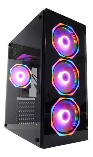 pc gamer monitor 27'' i7 9700 16gb hdtb ssd120gb gtx1650 wif