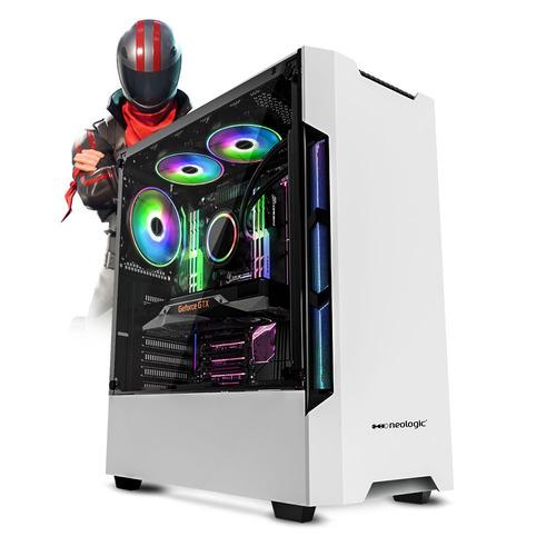 pc gamer neologic 81386 intel i3-9100f 8gb (gtx 1050ti) 1tb