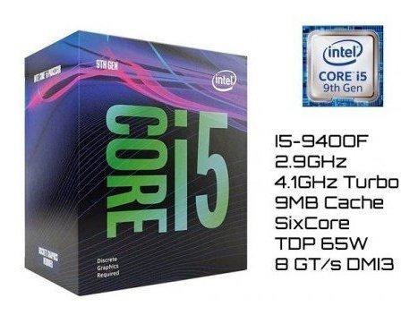 pc gamer nuevos i5 9400f - gtx 1660 8gb ram