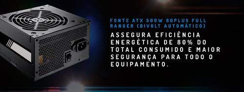 pc gamer pentium g5400 h310m  gtx1050 2gb mem 8gb  ssd240