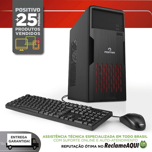 pc gamer positivo station 41tbgi core i3 4gb (geforce gt710