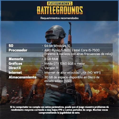 pc gamer ryzen 7 1700x - 16gb 2400mhz - gtx 1060 6gb