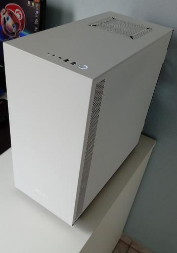 pc gamer ryzen5 1600x, gtx1070, 16gb ram, ssd240 + 1tb
