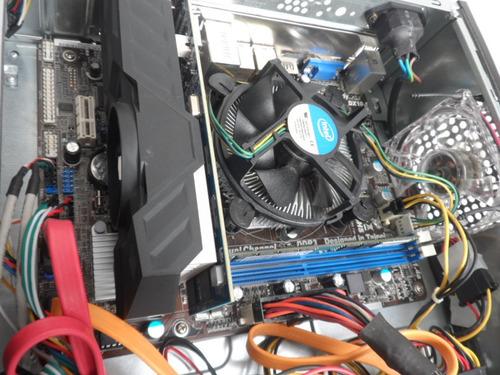 pc gamer slim i5 8gb 1tb gtx 750 ti 2gb htpc computador cpu