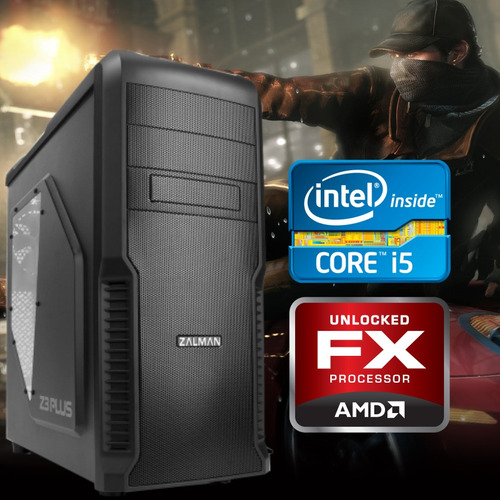 pc gamer titan: intel corei5, nvidia gtx 960, 8gb ram, 1tb!