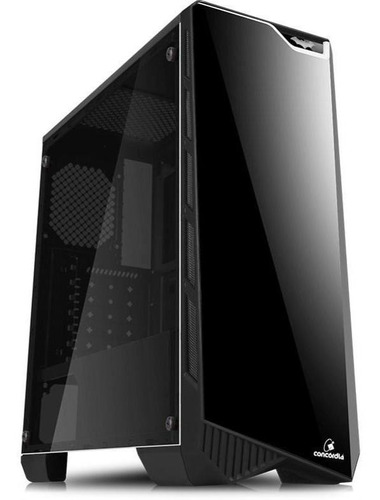 pc gamer top monitor de 23.8  concórdia i5 9400 8gb hd 1tb