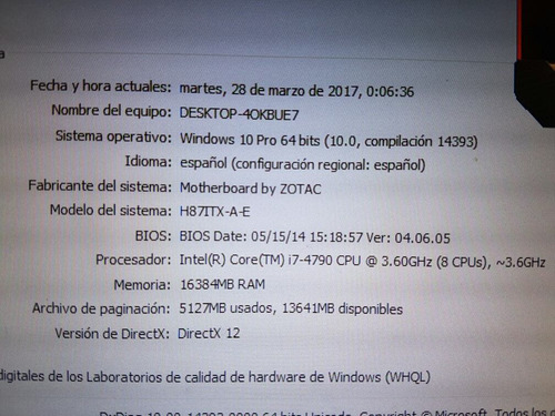 pc gamer vendo oferta!