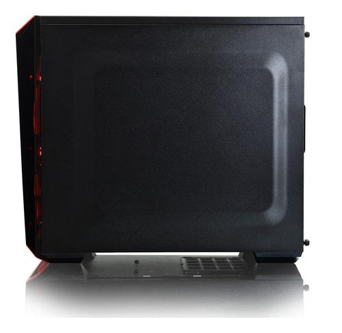 pc gaming clx set con procesador amd ryzen 5 2600, tarjeta
