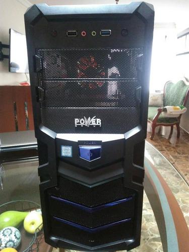 pc gaming core i5 7ma gen 1 tera, 8gb ram, 8gb video msi