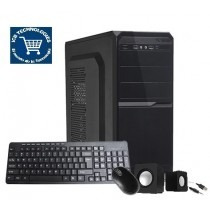 pc genérica amd am4 athlon 200ge 3.2ghz 4gb ssd 120gb 500gb