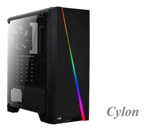 pc home office / gamer pentium-4gb-hd 500gb-monitor 19,5-ws2