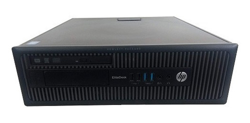 pc hp 800 gi sff intel core i5 8gb ram hd 500gb windows 10 !