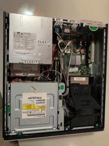 pc hp compaq 6005 pro - phenom i i x4 - 250gb hd - 08gb ram