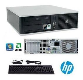 Pc Hp Dc5750 / Dc5850 Dual Core Ram 2gb Hdd 80gb Win 10 -p2