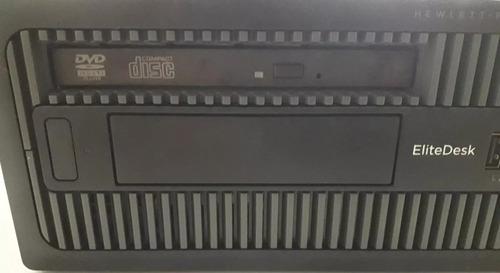 pc hp elitedesk i7 4770 8gb ddr3 hd500 mostruário