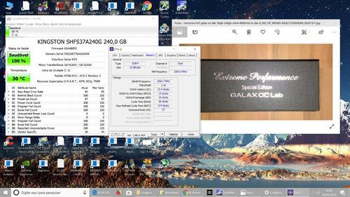 pc i5 7400 delid asrock z270 nova 8gb 1070 hof oc lab limitd