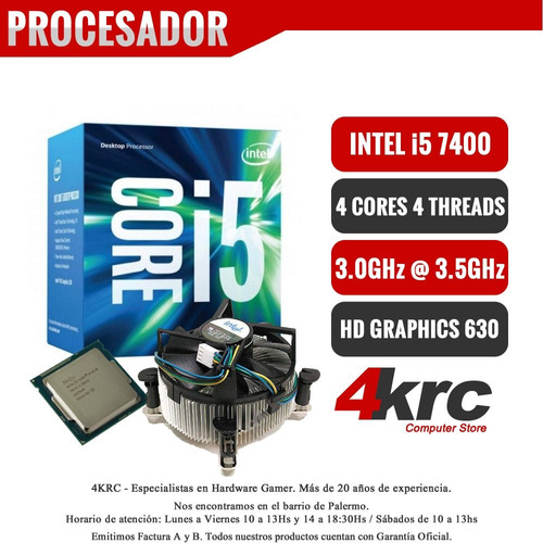 pc intel armada 8va gen i5 8400 1tb hdmi gamer ddr4 4gb 2400mhz vga y hdmi
