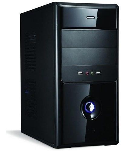 pc intel celeron 2gb hd320 wifi win7 c/ garantia + brinde
