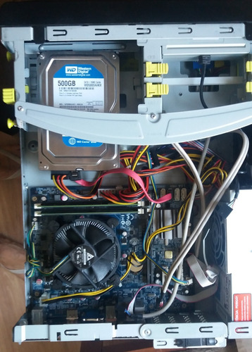 pc intel dual core g850 04gb hd 500 positivo melhor 630