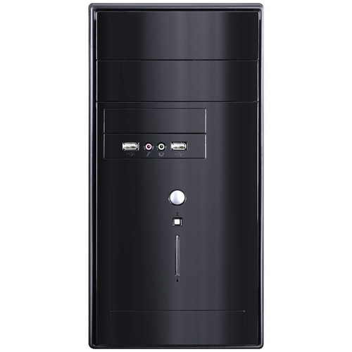 pc intel i5 7400 3.0ghz 7ª geração mem 4gb ssd 120gb 350w
