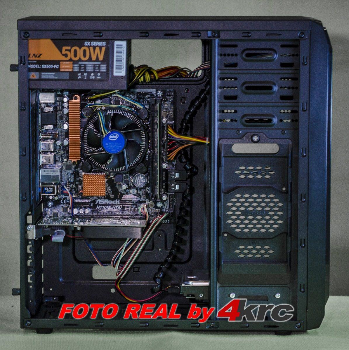 Pc Intel I5 8400 8va Gen Usb 3 0 8gb Ddr4 1tb Hdmi Fortnite