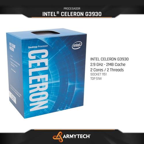 pc internet completa intel g3930 7ma 4gb 1tb monitor 19 led
