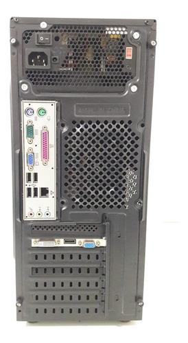 pc kit gamer core i5 4gb 500gb monitor 20'' muito barato