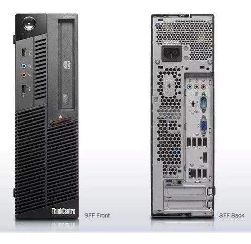 pc lenovo m90 core i5/ hd 320 /4gb ram + monitor 19'' + wifi