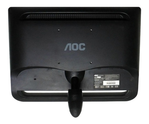 pc login/aoc completo 8gb ram hd500gb c/monitor 19p wifi