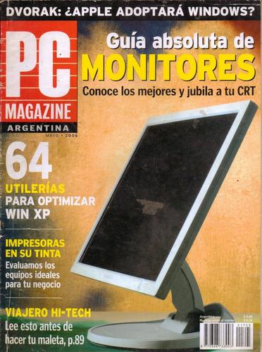 pc magazine en español | vol. 17 | n°05 | 05/2006