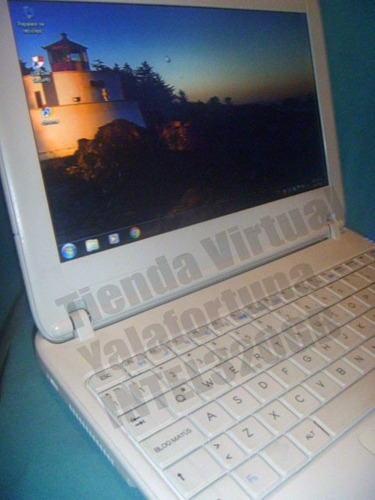 pc mini laptop intelclass funcional leer descripcion !!