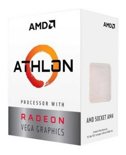 pc nueva armada amd athlon 220ge radeon 3 8gb 1tb win10