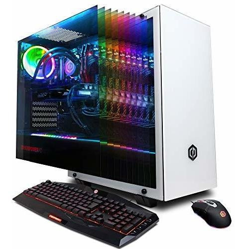 pc para juegos cyberpowerpc gamer supreme liquid cool slc102