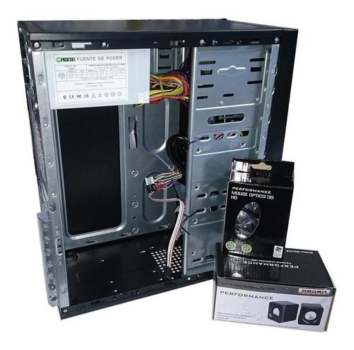 pc performance core i7, 8gb ram, 2discos ssd 240tb y hdd 1tb