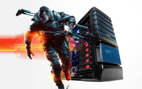 pc pro gamer amd trinity quad core hdmi dvi-d | juga a todo!