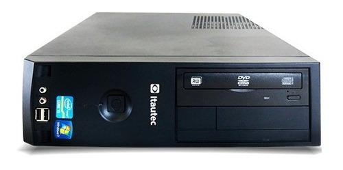 pc rb itautec st 4272 i5 2400 4gb 500gb dvd win7 pro origi