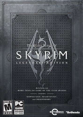 pc the elder scrolls v skyrim legendary edition