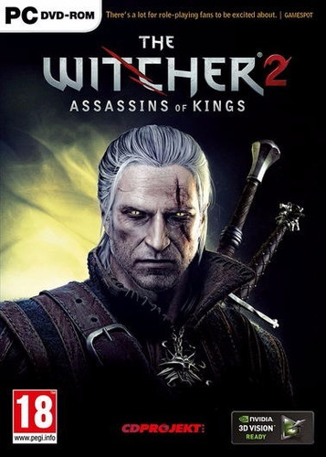 pc - the witcher ii (acepto mercado pago  y oxxo)