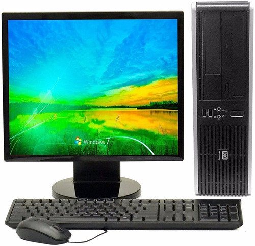 pc torre computadora completa core 2 8gb 500gb + wifi + lcd