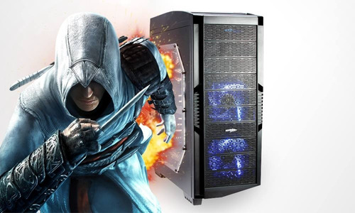 pc ultra gamer amd richland quad core dual monitor hd sata3