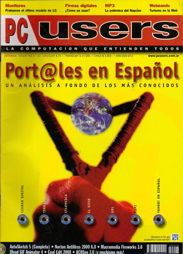 pc users extra #28 | año x | 01/2000